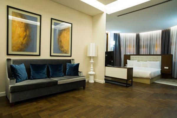 Golden Palace Suite