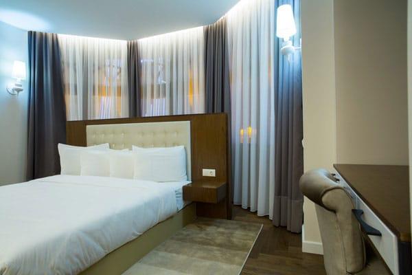 Golden Palace Standard Single Room