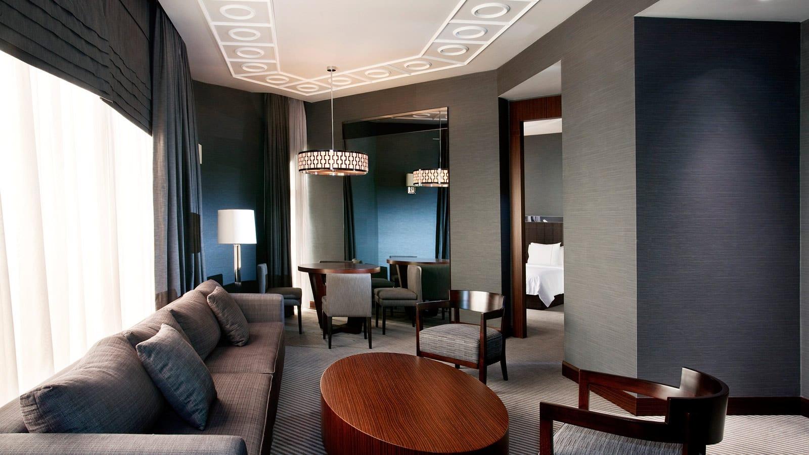 Sheraton Executive Suite
