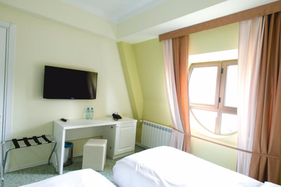 Piazza Four Colours Comfort Twin Room