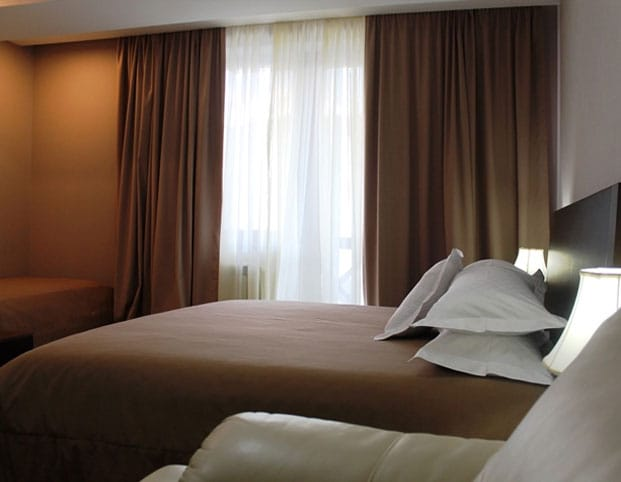 Crystal Hotel & Spa Classic Triple Room