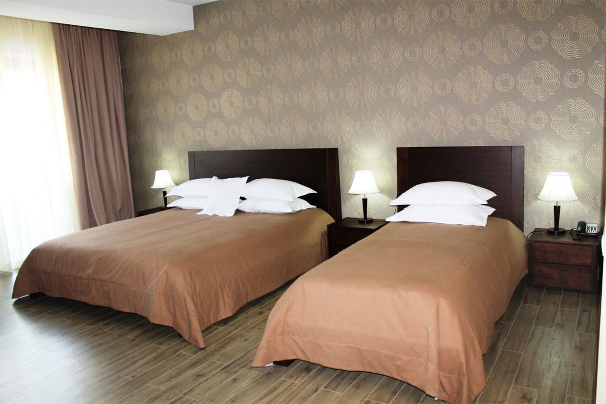 Crystal Hotel & Spa Superior Triple Room