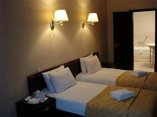 Diplomat Standard Double or Twin Room