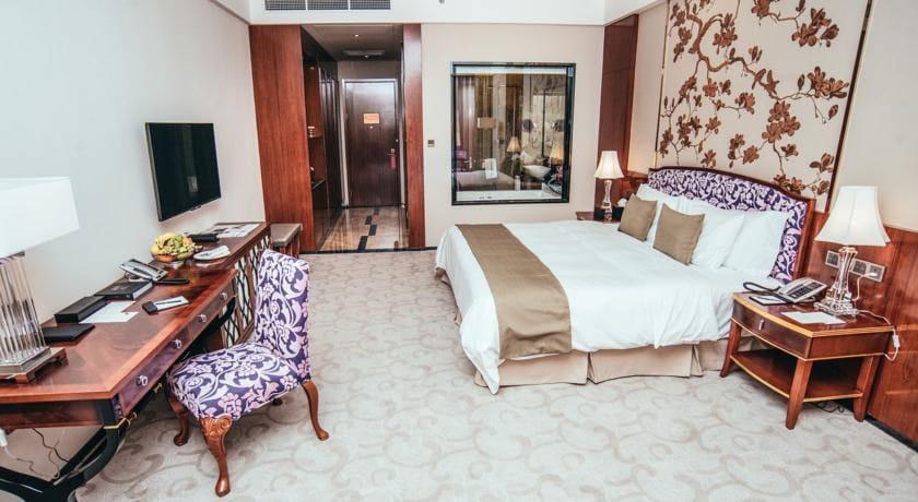 Hualing Club Single Room