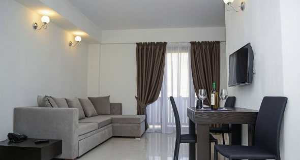 New Gudauri One-bedroom Apartment