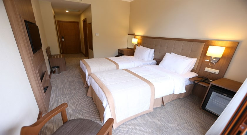 Sputnik Hotel Standard Room