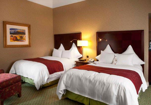 Tbilisi Marriott Hotel Superior Room