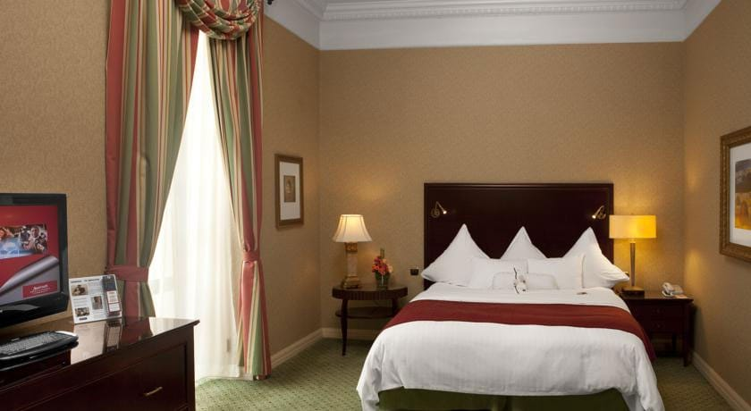 Tbilisi Marriott Hotel Executive Room
