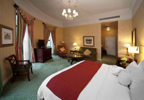 Tbilisi Marriott Hotel Club Room