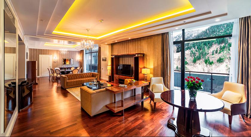 Rixos Borjomi Executive Suite Double