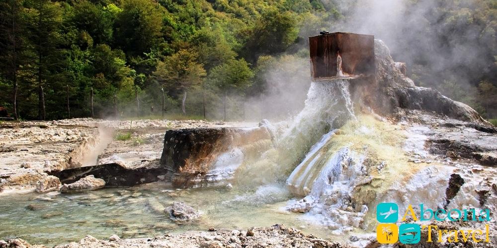 Каньоны и водопады