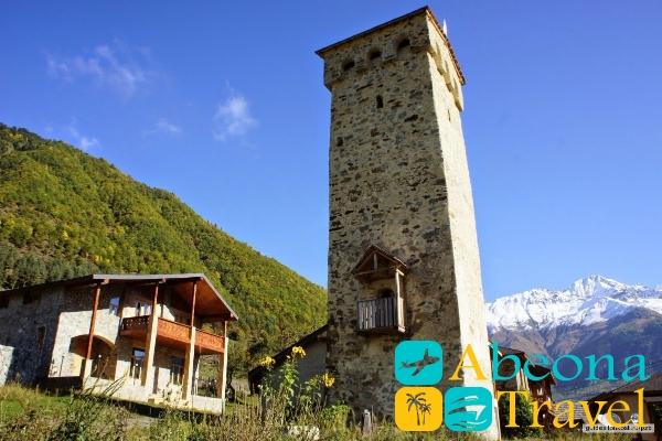 Tour to Svaneti from Batumi