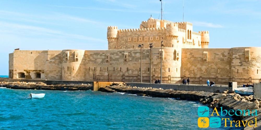 Fort-Of-Qaitbay abeonatravel