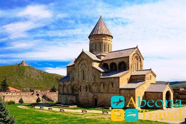 Trip to ancient Mtskheta