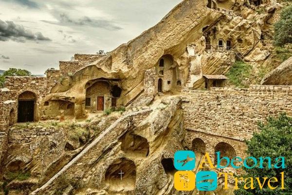 Trip to David Gareja monastery