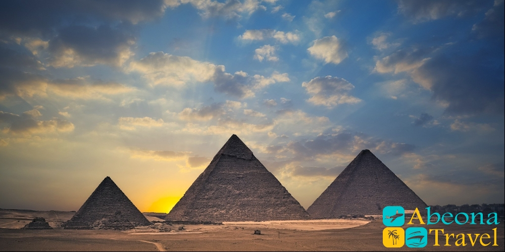 В Каир на самолете