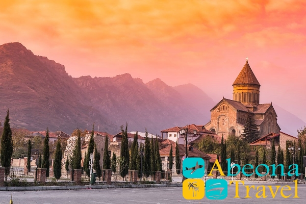 Три столицы Грузии