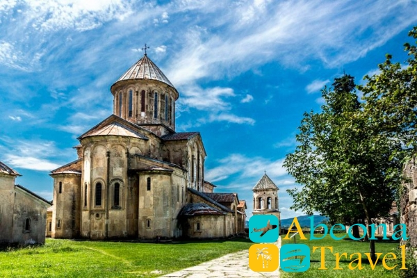Обзорный тур по Кутаиси