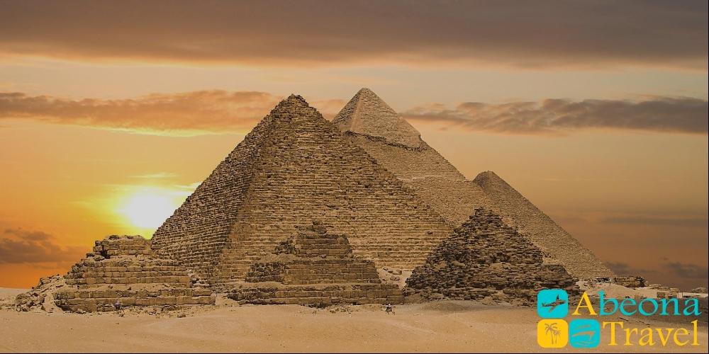 путешествие к пирамидам абеонатравел