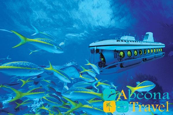подводная лодка синдбад абеонатравел