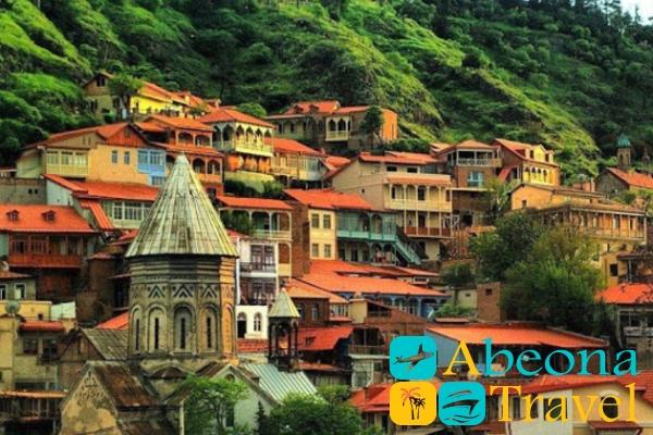 Kutaisi and Tbilisi