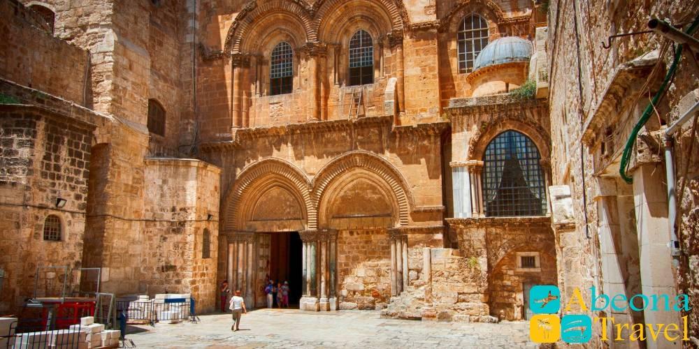 პეტრა და იერუსალიმი