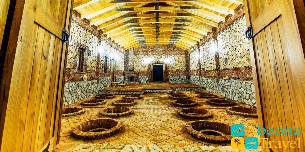 Wine tour to Kutaisi