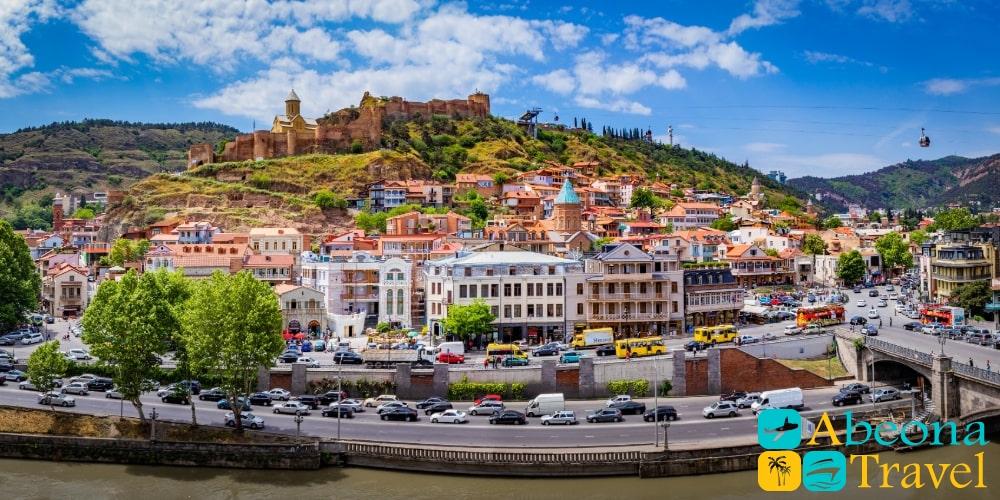 Тур в Тбилиси из Батуми
