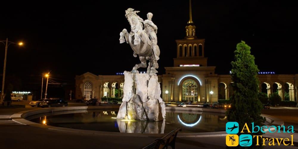 Tour in Georgia and Armenia