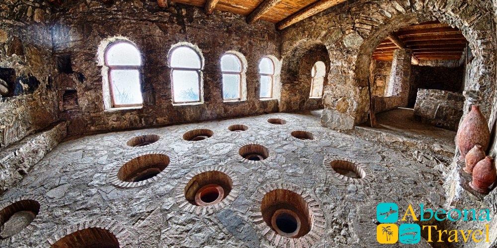 Винный тур в Кутаиси