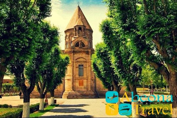 Выходные в незабываемом Ереване