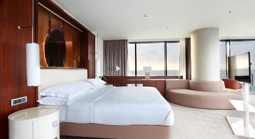 Hilton One Bedroom SuiteDouble