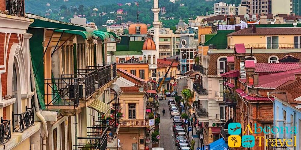 Тур в Батуми из Кутаиси