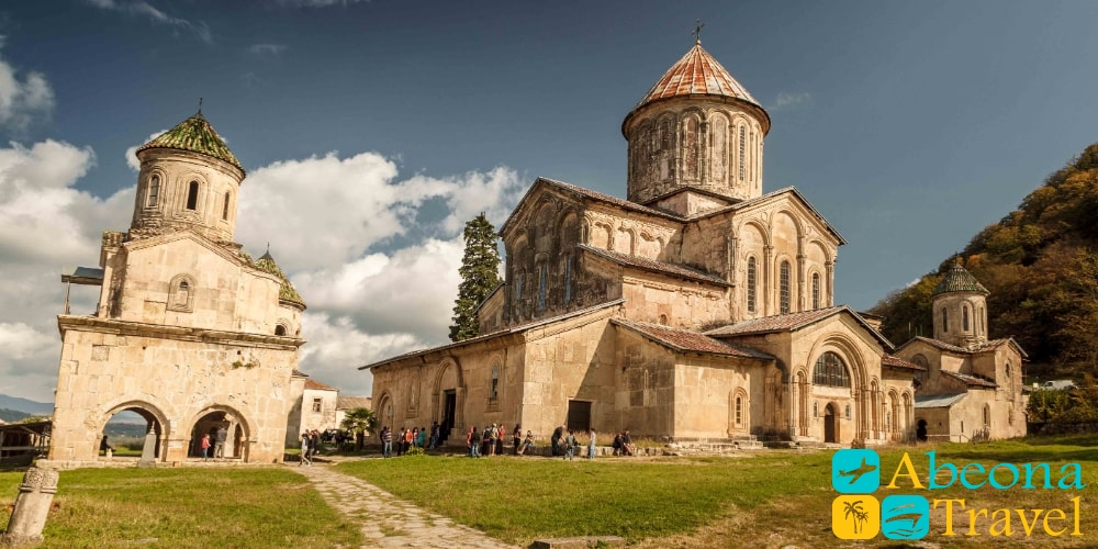 Pilgrim tour from Kutaisi