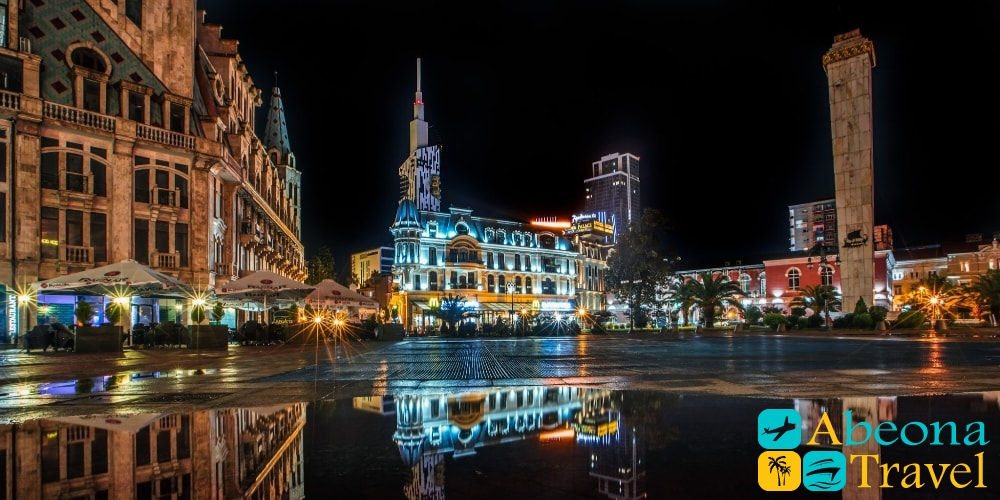 Tour to the Past