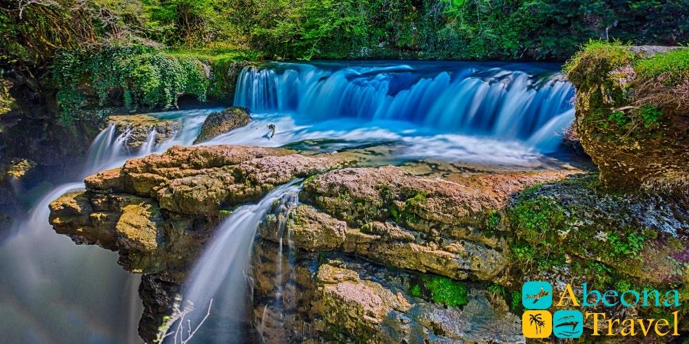 Тур на каньоны и водопады