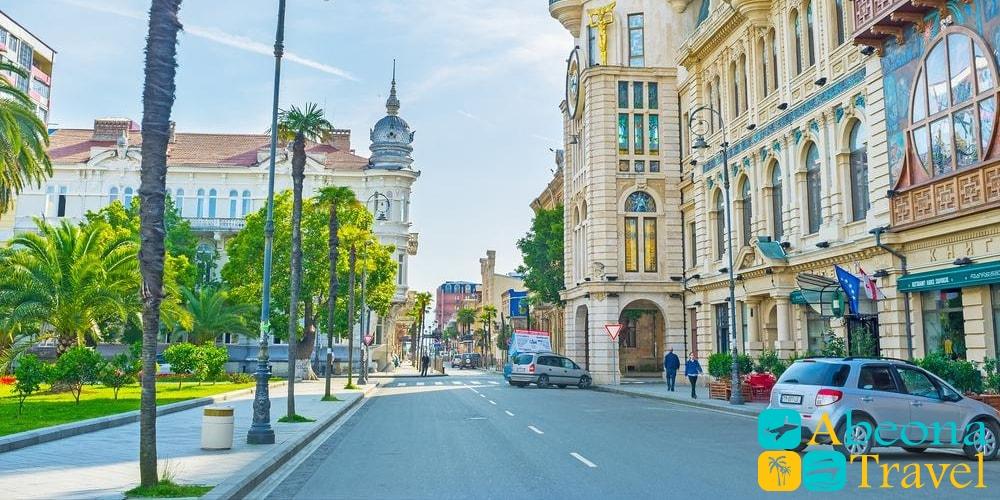 Экскурсия в Батуми из Тбилиси