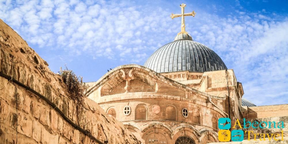 მკვდარი ზღვა - იერუსალიმი და ბეთლემი