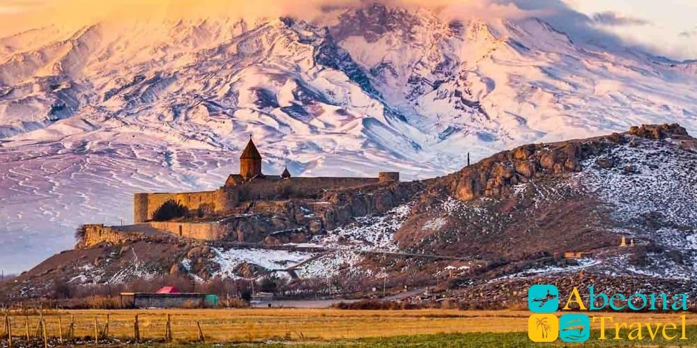 Georgia and Armenia+Nagorno-Karabakh