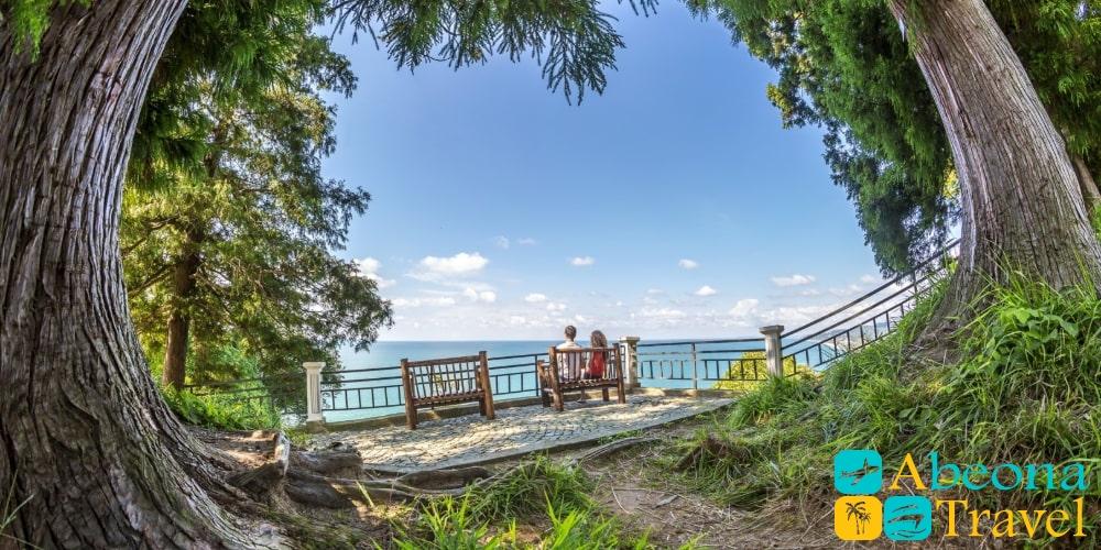 Отдых у моря в Батуми
