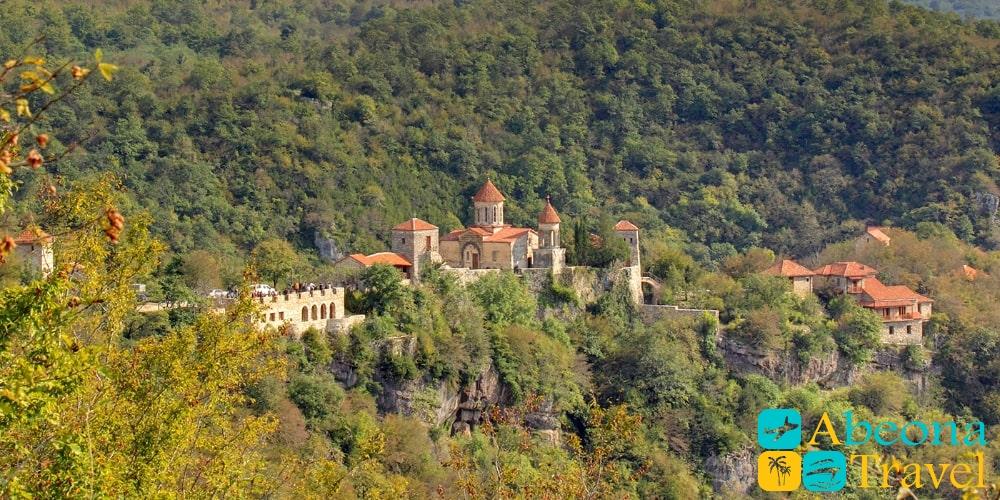 Тур на каникулы в Кутаиси