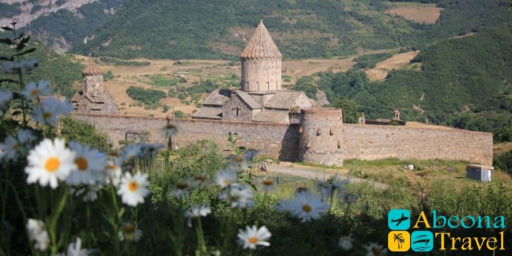 Комбинированный тур Азербайджан+Грузия