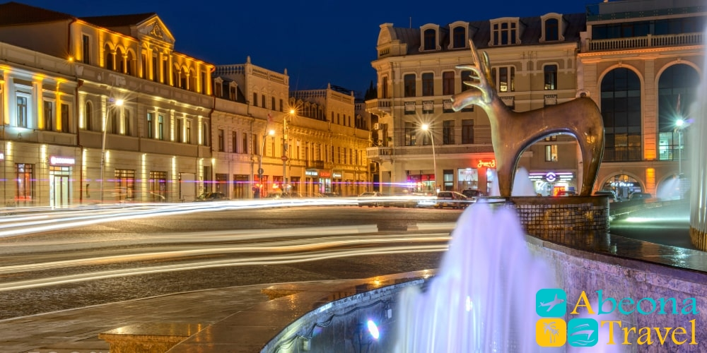 Кутаиси и Тбилиси