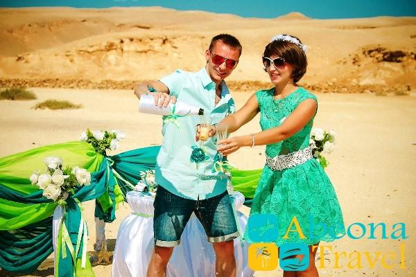 7-ми дневное свадебное путешествие