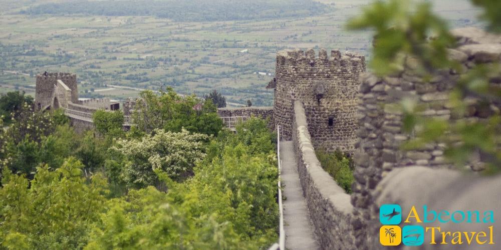 Georgia - Wine and monasteries region