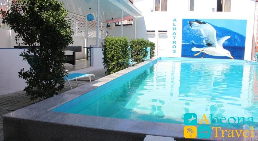 Albatros Hotel Ureki