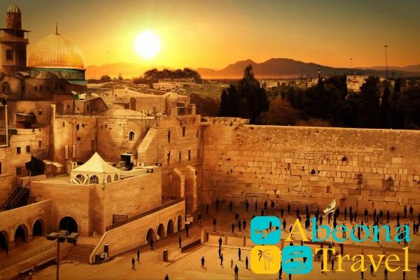მკვდარი ზღვა, იერუსალიმი და ბეთლემი