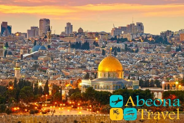 Петра и Иерусалим абеонатравел