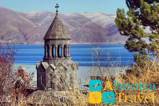 Цахкадзор-озеро Севан