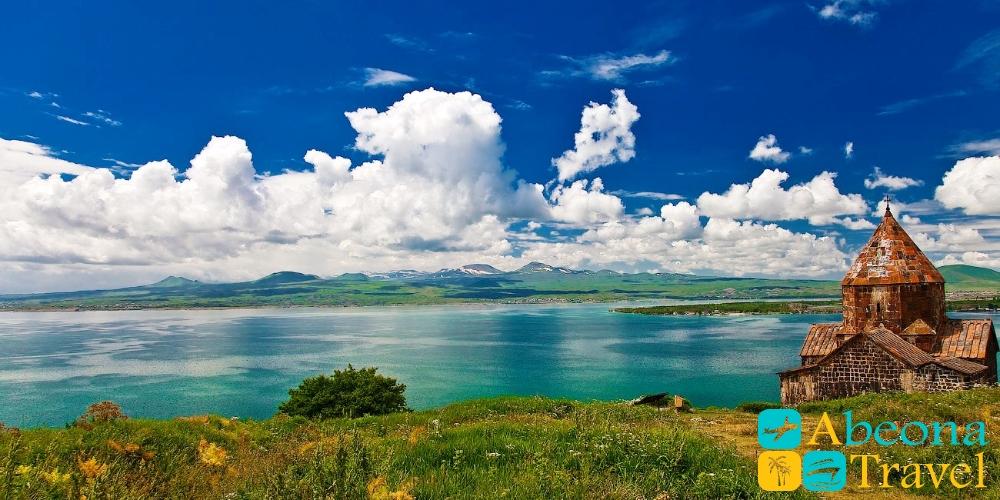Озеро Севан-Дилижан-Гошаванк-Агарцин